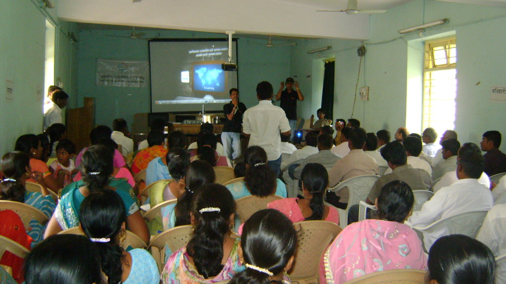 Teachers training- Maharashtra
